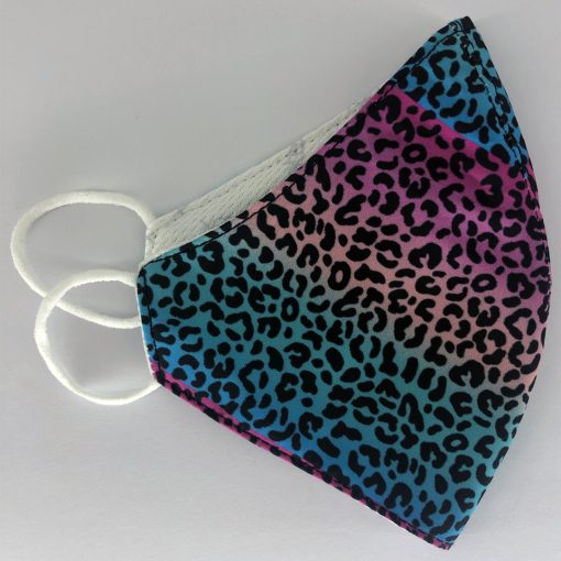 Mascarilla Animal Print Colores